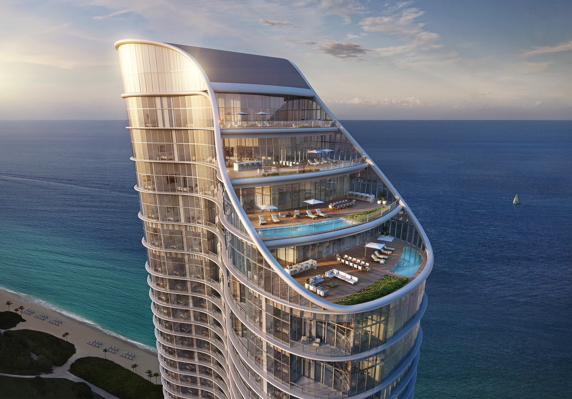 Luxury Condo for Sale on Sunny Isles Beach, Florida